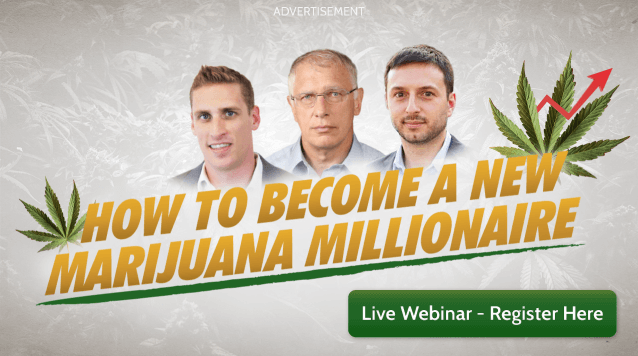 How to Become a New Pot Stock Millionaire