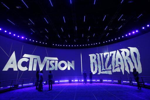 Activision confirms SEC probe into discrimination allegation
