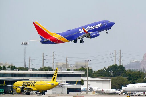 American, Southwest, Alaska add to airline loss parade in 3Q