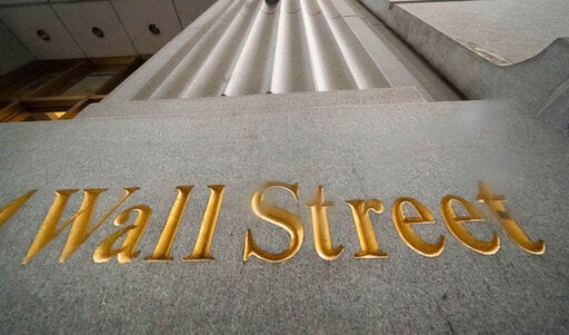 Another rally on Wall Street erases losses for the week