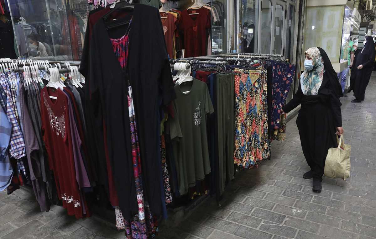 as iran prepares to vote its battered economy a major worry 2021 06 10 2 primaryphoto