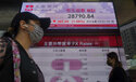 Asia shares mostly lower; oil prices advance