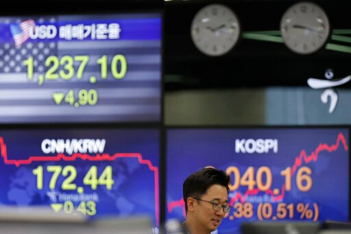 Asia stocks mixed on uncertainty over Hong Kong security law