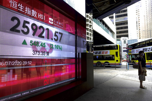 Asia stocks rise as investors shrug off virus worries