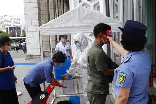 Asia Today: S. Korea sees virus jump, urges more vigilance