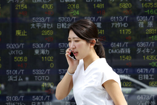 Asian shares edge higher as China-US trade talks planned