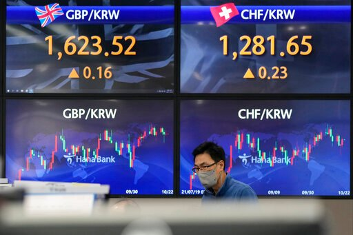 Asian shares mixed after S&P 500 squeaks to new record high