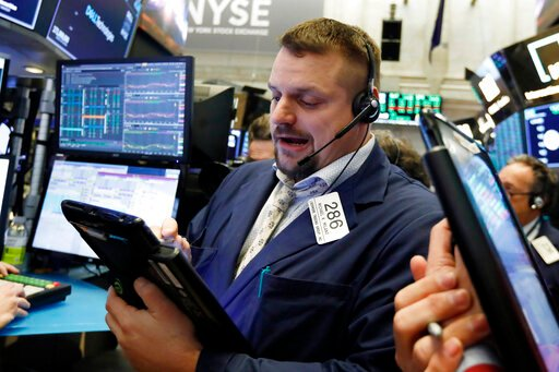 World stocks fall on worries over US-China talks