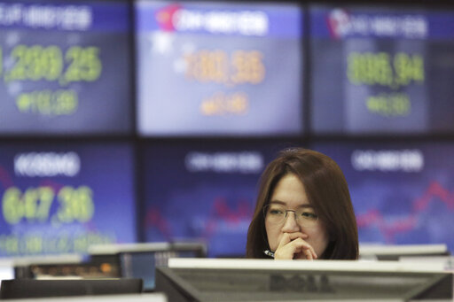 Asian shares push higher on stimulus moves, jobs data
