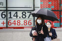 Asian shares rise on hopes for US stimulus package