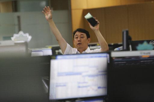 Asian stocks follow Wall Street higher after tech gains