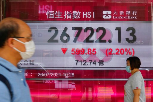 Asian stocks mixed, Tokyo gains after Wall Street highs