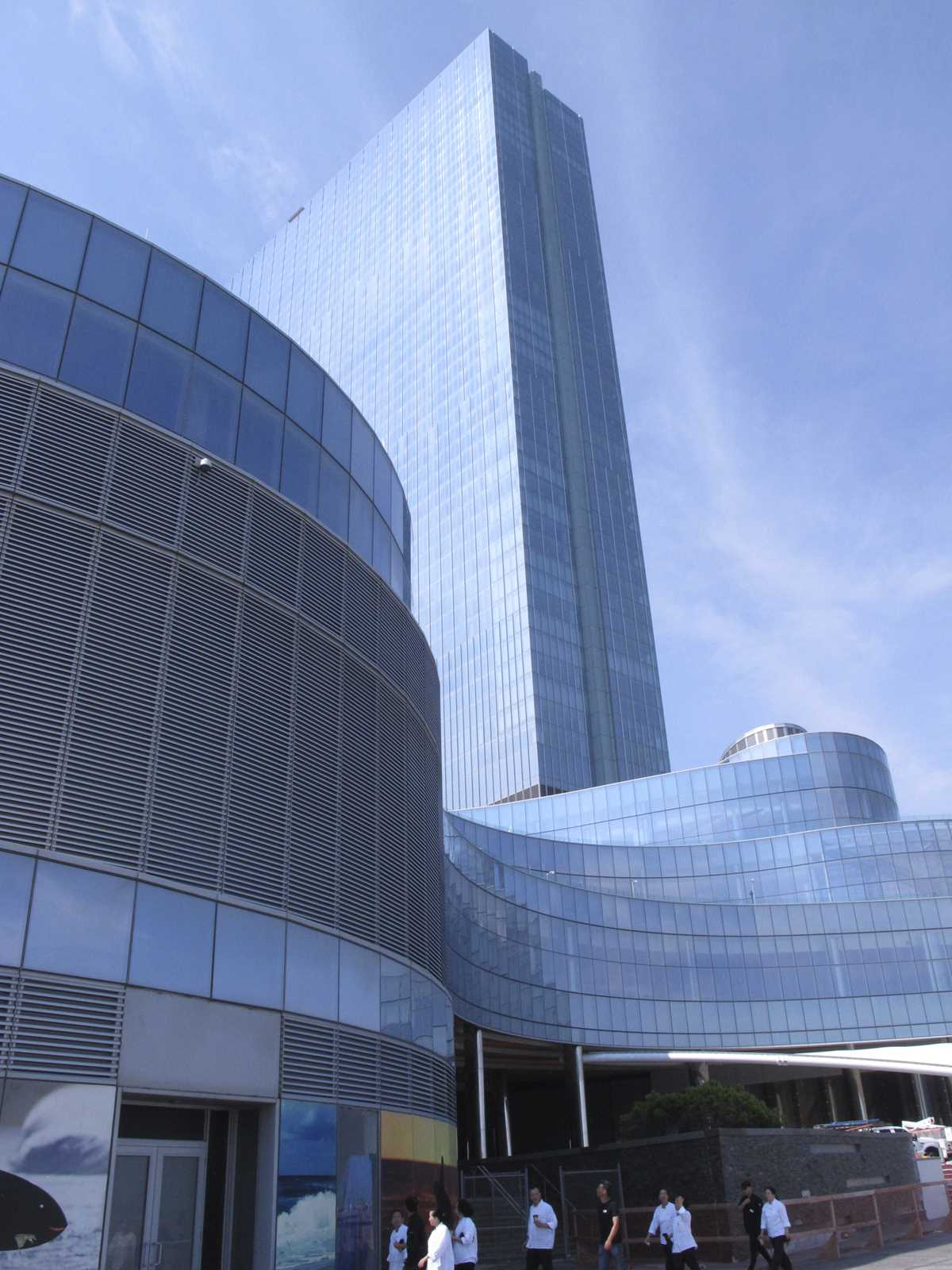 Atlantic City's Ocean Resort Casino (ex-Revel) seeks license