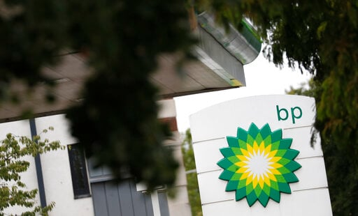 BP reports 3Q earnings plunge amid falling demand