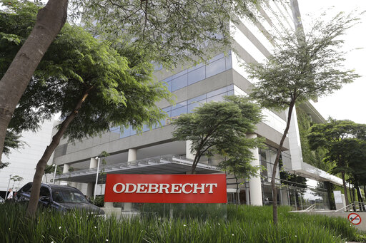 Brazil's Odebrecht files for bankruptcy protection