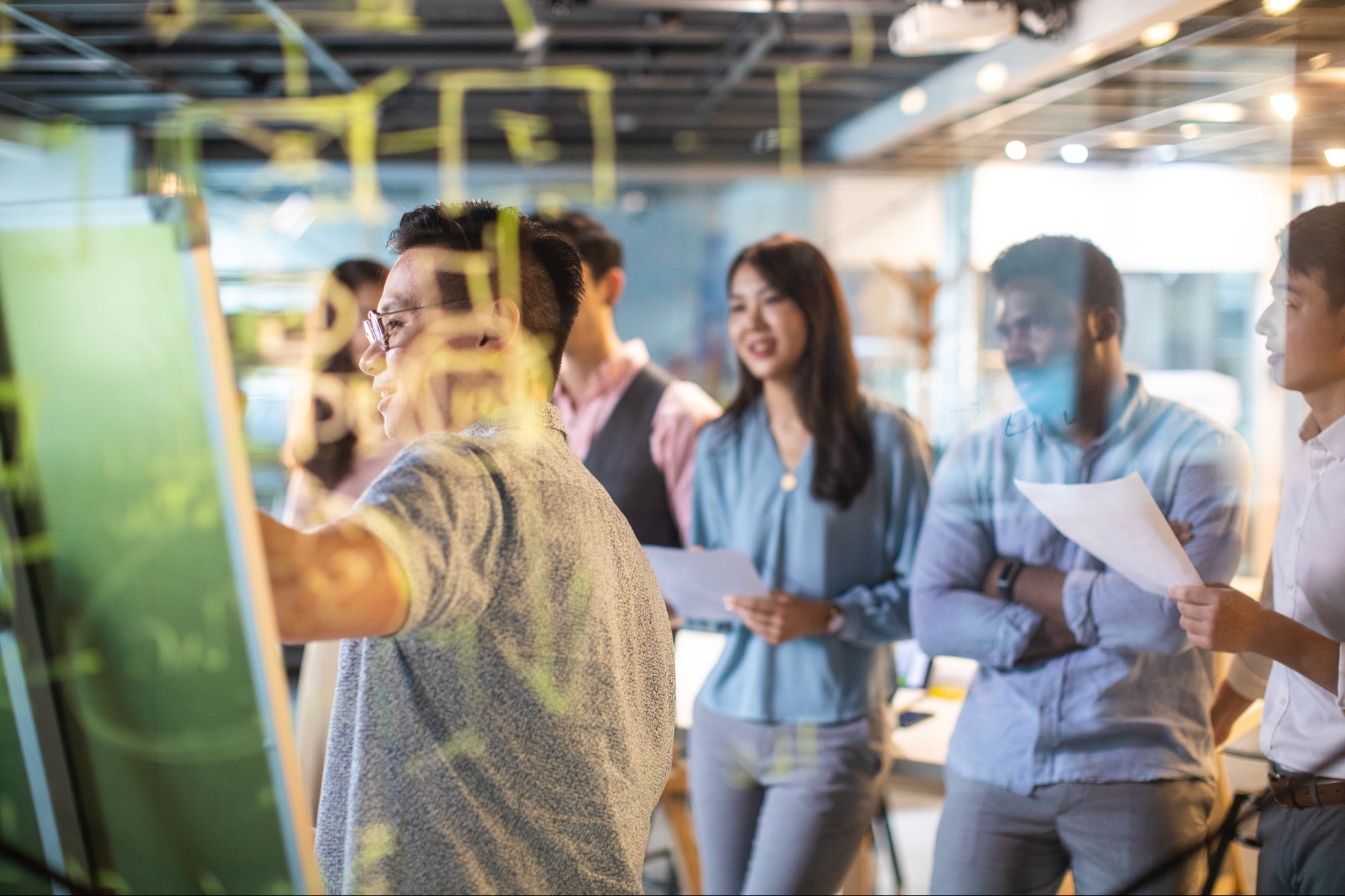 Building and Leading High Performing Teams Through Teamwork