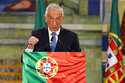 Center-right incumbent wins Portugal's presidential election