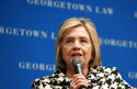 Clinton criticizes UK for blocking Russian influence report