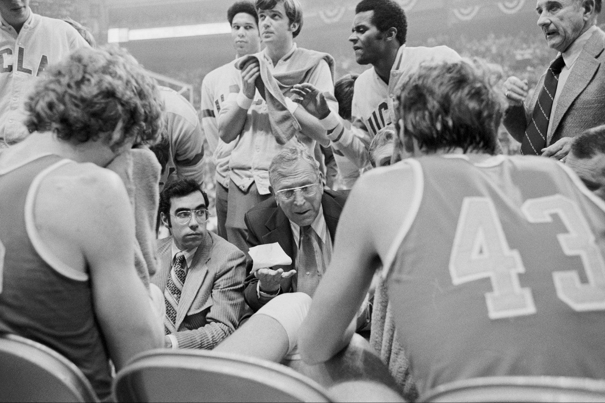 Coach John Wooden's 6 Ways to Rethink Change
