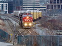 CP urges Kansas City Southern to reject competing $33.6B bid