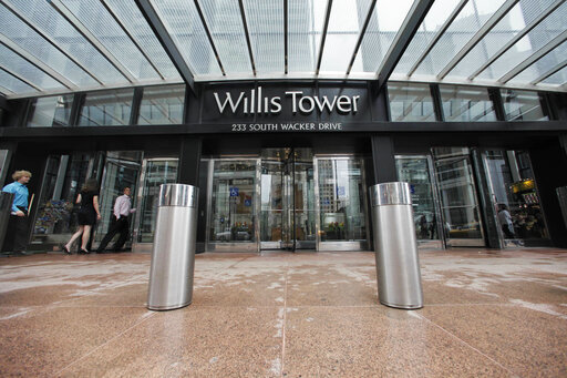 DOJ sues to block AON's $30B acquisition of Willis Towers