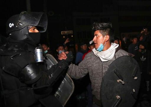 Ecuador deal cancels austerity plan, ends indigenous protest