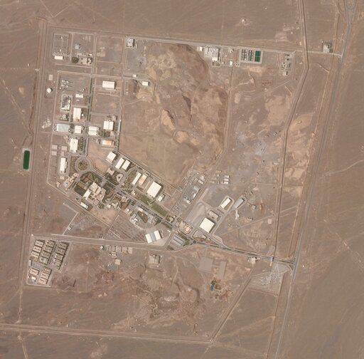 Electrical problem strikes Iran's Natanz nuclear facility