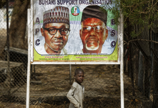 'Everybody suffers too much:' Nigeria to head to the polls