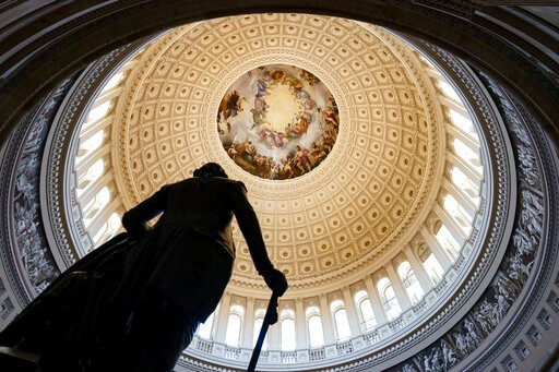 EXPLAINER: What's behind all the drama in Congress?