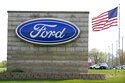 Ford says outlook for its 2nd quarter is improving