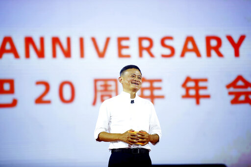 Fortunes of China's internet tycoons soar amid pandemic