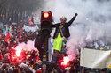 France on strike: Trains stuck, Versailles shut, unions firm