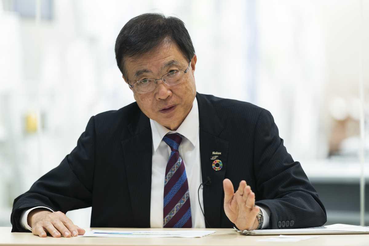 Takatoshi Ishikawa