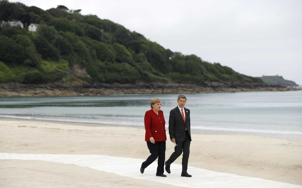 g 7 pledge to share but jostle for ground in the sandbox 2021 06 11 5 primaryphoto