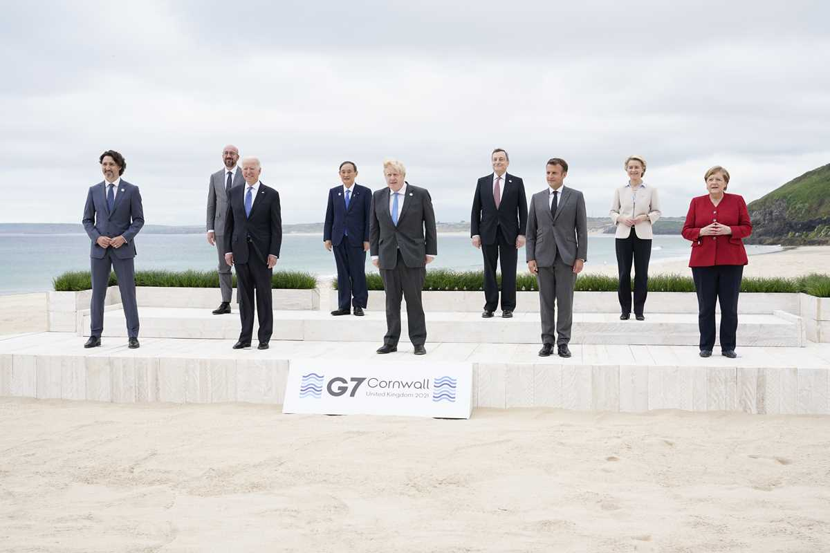 g 7 pledge to share but jostle for ground in the sandbox 2021 06 11 6 primaryphoto