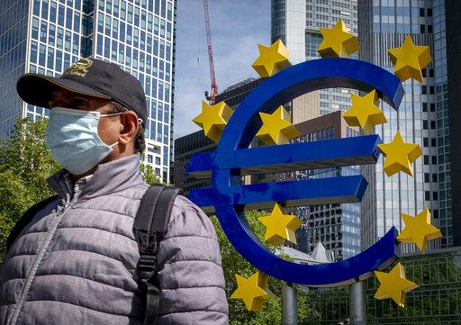 German economy shrinks by 2.2% in Q1 over virus downturn