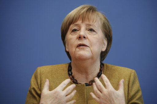 Germany's Merkel stands by Russia pipeline that US opposes