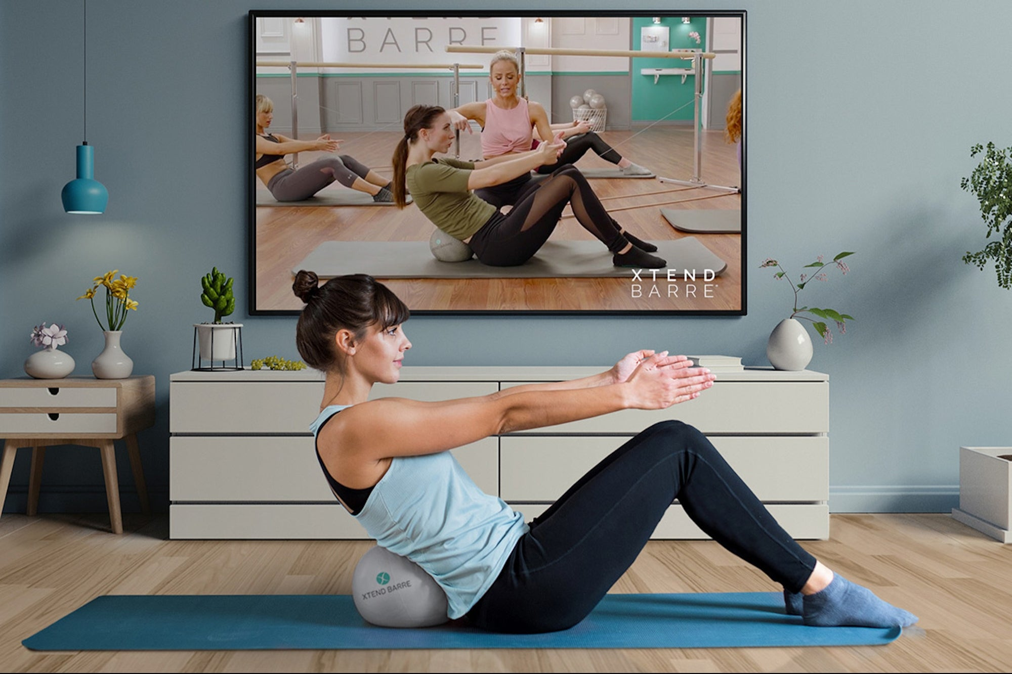 Get Two-Year Access to a Top Fitness App and a Massage Gun for One Price