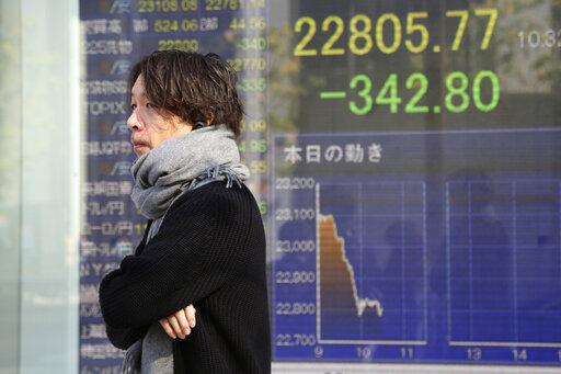 Global shares skid on renewed US-China trade worries