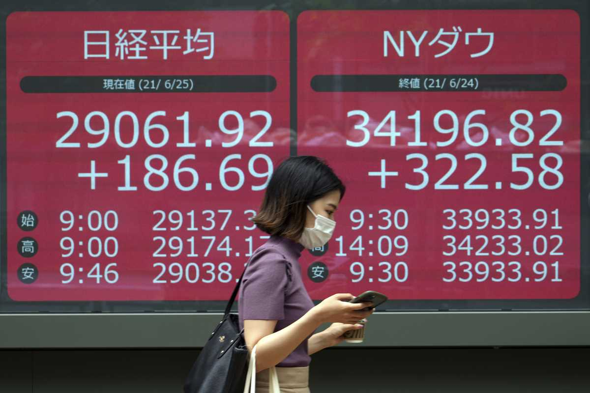 global stocks mostly rise on us rally on infrastructure deal 2021 06 25 3 primaryphoto