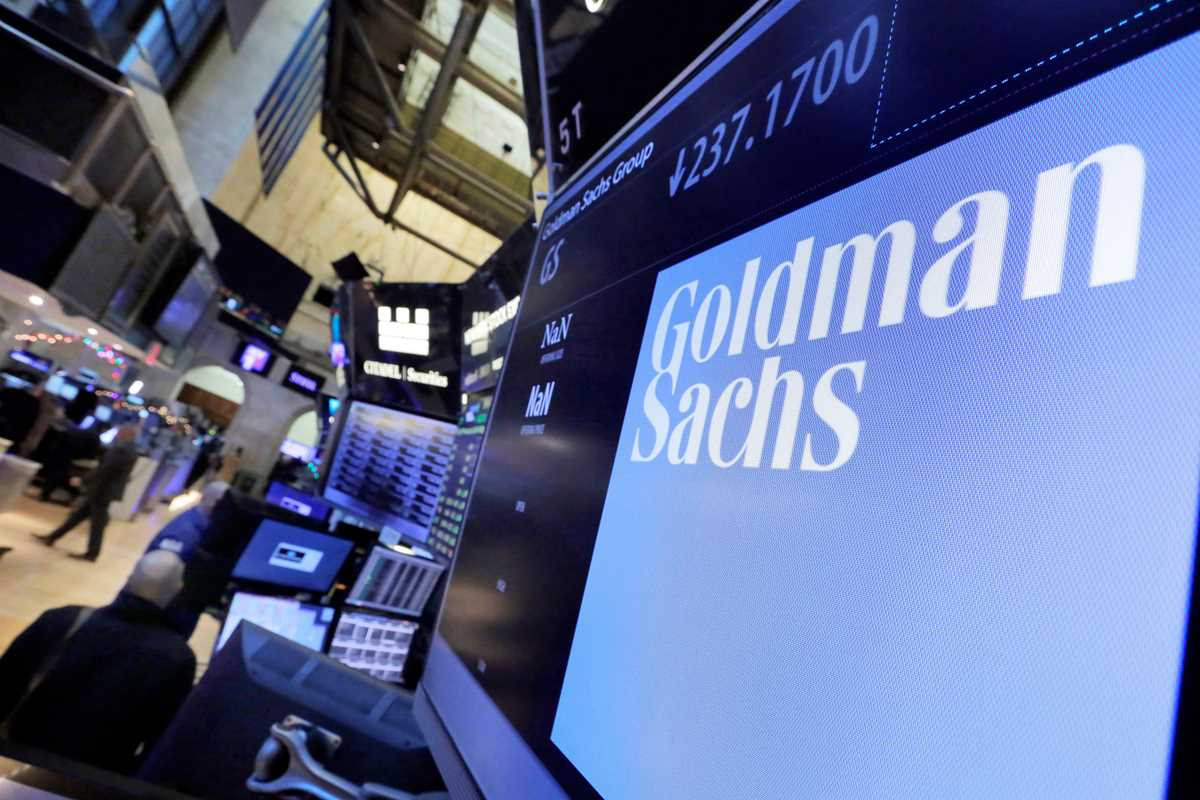 Goldman Sachs' 2Q profit up 44 pct; CEO Blankfein to retire