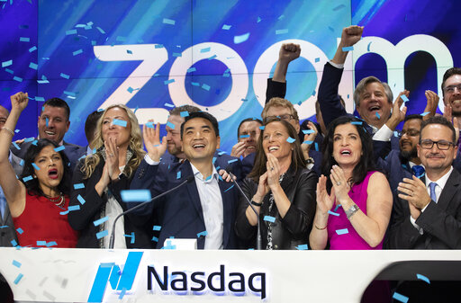 IPO mania: Zoom zooms, Pinterest pins down Wall Street