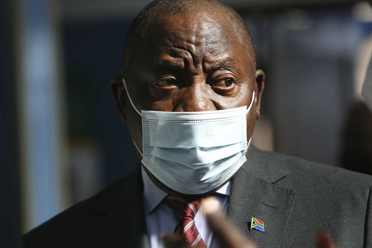 Cyrils Ramaphosa