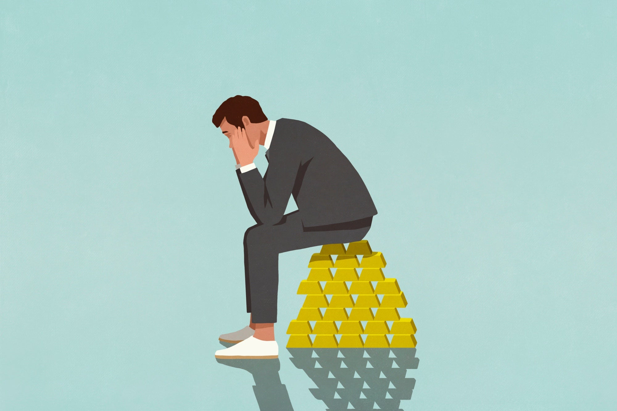 Making More Money Isn't Going to Solve All Your Company's Problems