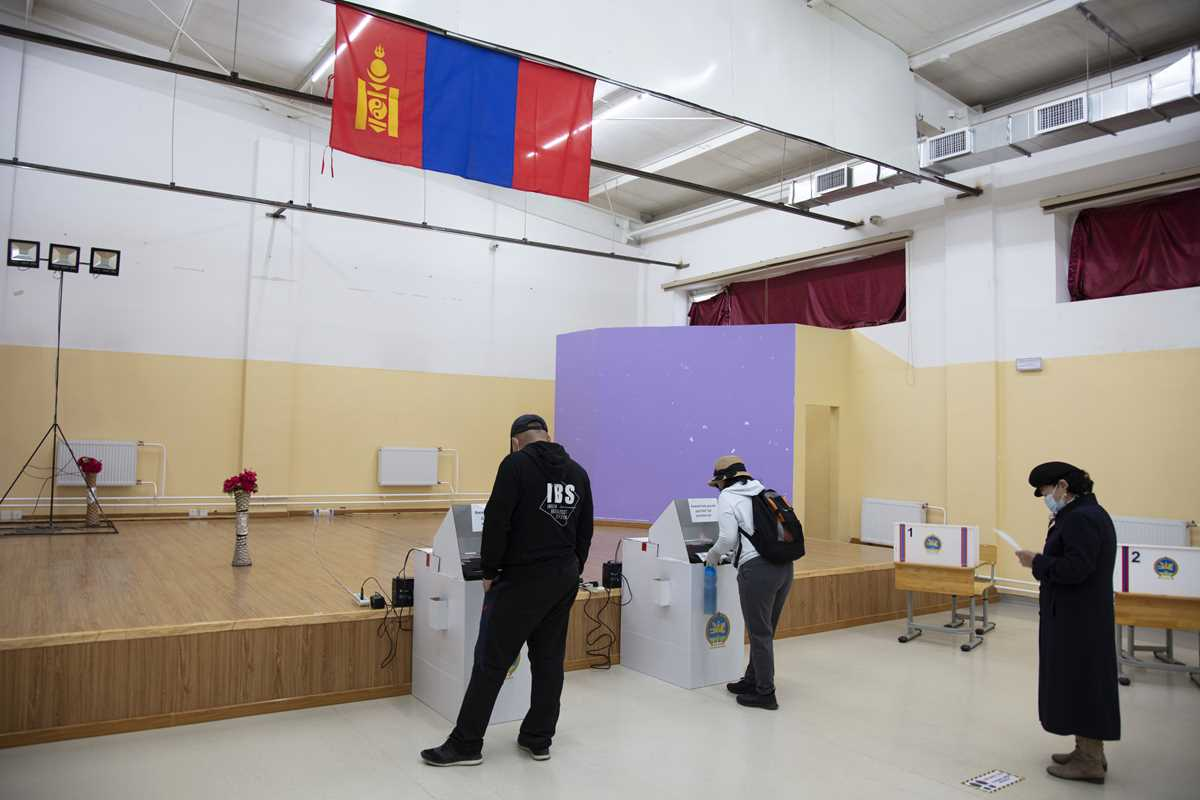 mongolian ruling party seen winning presidency amid pandemic 2021 06 09 3 primaryphoto