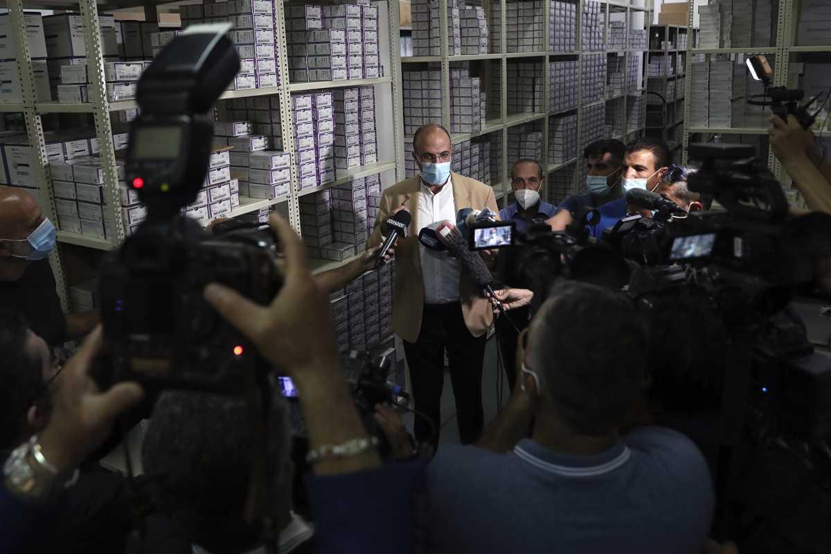pharmacies close doors over shortages in crises hit lebanon 2021 06 11 9 primaryphoto