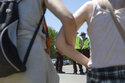 Protesters maintain blockade at Minnesota oil pipeline site