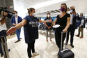 """Rome airport poised to try 'COVID tested\"""" flights from US"""
