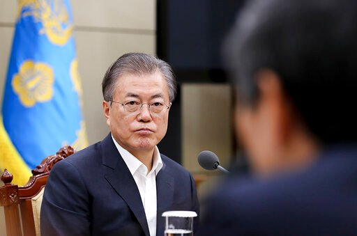 S. Korea cancels Japan intelligence deal amid trade dispute