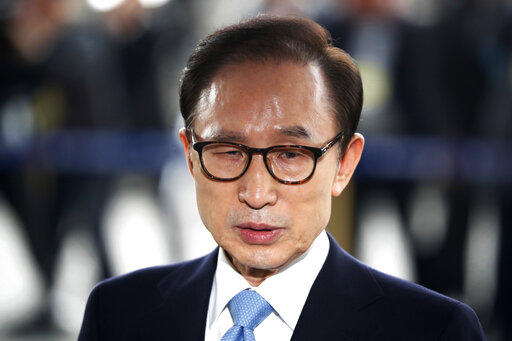 S. Korea's top court upholds 17-year jail term on ex-leader